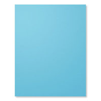 "Tempting Turquoise 8-1/2"" X 11"" Card Stock"