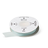 "Soft Sky 1/2"" Seam Binding Ribbon"