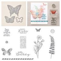 Butterfly Basics Photopolymer Bundle