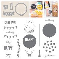 Celebrate Today Photopolymer Bundle